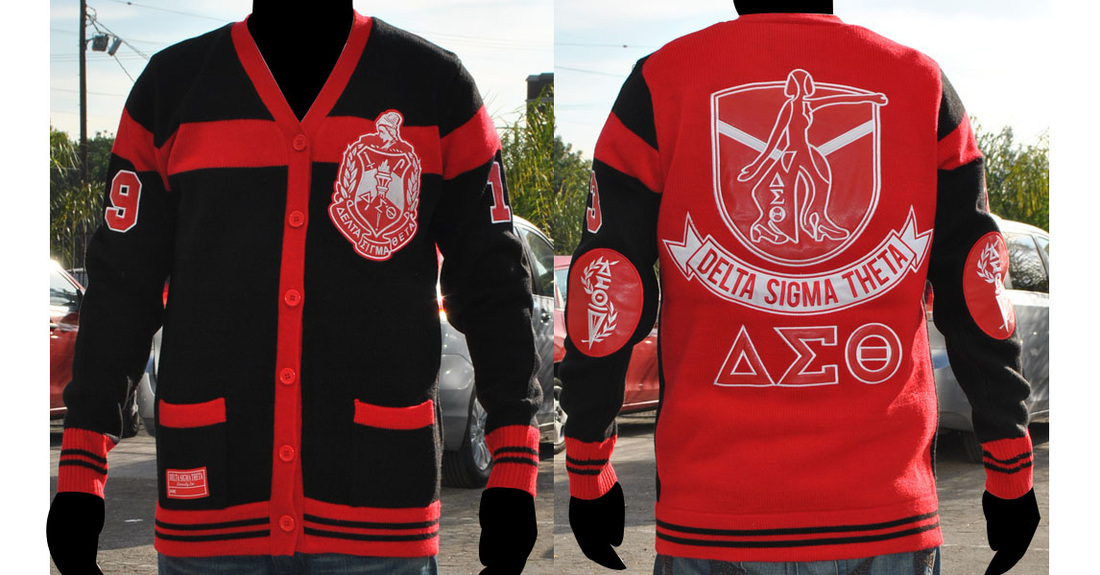 Delta Sigma Theta Affordable Scrubs